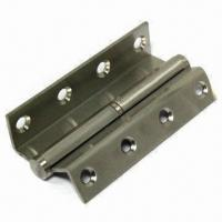 Cheap Stainless Steel Offset/Crank Hinges, Various Materials and Finishes are Available for sale