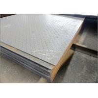 Cheap Carbon Steel JIS SS400 Hot Rolled Checkered Steel Plate For house Building wholesale