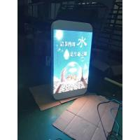 Cheap Remot Control Led Advertising Light Box , Anti - UV Offline Led Light Box Display for sale