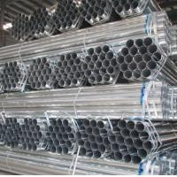 Cheap pre galvanized steel pipe used for greenhouse made in China market exporter mill factory for sale