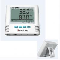 Buy cheap Battery - Powered Digital Thermometer Hygrometer , Indoor Temperature Humidity from wholesalers