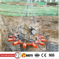 China BYMK-180S Hydraulic Concrete Pile Breaker/Cutter for your piles construction manufacturer on sale