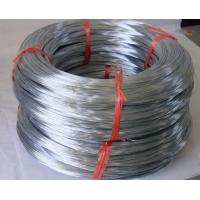 Cheap TUV Approval Metalworking Hand ToolsFlat Wire Firm Zinc Coating 10-20g/Mm2 for sale