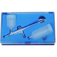 Dual action Air brush Paint Tools 20cc & 40cc 0.3mm Nozzle Size for ceramic , resin