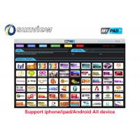 Buy cheap Vod Support Indian Iptv Subscription 1 / 3 / 6 / 12 Months Online English from wholesalers