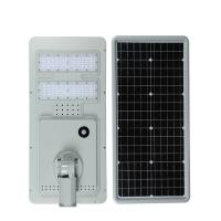 Cheap Motion Sensor Road Lighting Outdoor Garden Solar Parking Lot Lights With CE ROHS for sale