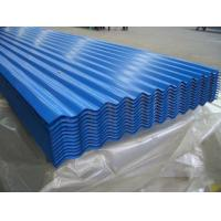 Earthquake flexible corrugated steel roofing sheets hot for Flexible roofing material