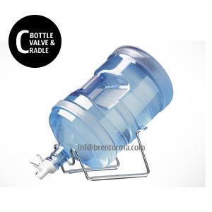Cheap 19L 20 Litre Bottle Metal Cradle and Aqua Valve for sale