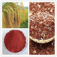 China Red Yeast Rice Extract,Red Powder,Herbal Extract and Plant Extract on sale