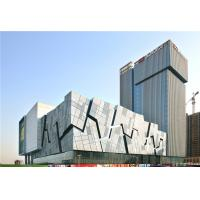 Buy cheap Class A Fireproof Fibre Cement External Wall Cladding 4.5-18mm Thickness from wholesalers