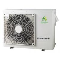 Cheap Cooling / Heating 18000 BTU Split Air Conditioner With Internal Thread Copper Pipe for sale