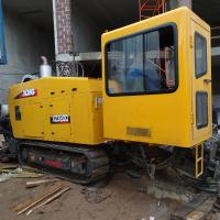 Cheap Yellow Color 32 Tons Horizontal Directional Drilling Rigs 0-140RPM Spindle Speed for sale