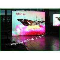 Buy cheap P5 Rental Stage Background LED Screen , Indoor LED Video Display For Advertising from wholesalers