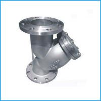 Cheap JIS standard Y pattern Strainer flange end for sale