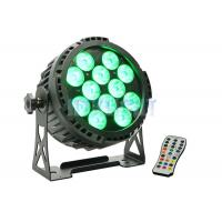 Cheap AC90V - 240V 50 / 60Hz Battery Powered Stage Lights DMX512 Control Mode for sale