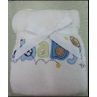 Buy cheap Embroidered Baby Blanket (ABTX-032) from wholesalers
