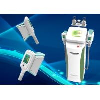 Cheap Beauty Clinic / Spa Cryolipolysis Slimming Machine Super Cooling RF 2MHZ for sale