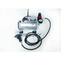 Cheap Black Professional Airbrush Tanning Kit Machine with Single Cylinder Piston Compressor for sale