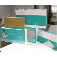 Baby Products Paper Packaging Boxes With CMYK Offset / PMS Printing