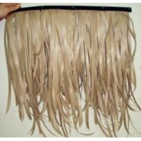 Cheap PE/PVC synthetic thatch for sale