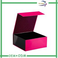 Cheap Gift&Craft Industrial Use and Gift Use Foldable Magnetic Paper Box wholesale