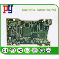 Buy cheap KB TG150 Multilayer FR4 PCB Board , FR4 Printed Circuit Board LF HASL 4 Layer from wholesalers