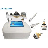 Cheap Multifunctional Ultrasonic Cavitation Machine / Radio Frequency Device For BIO Face Lift for sale