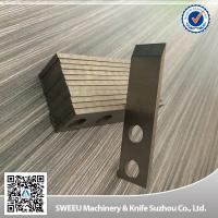 Cheap PTI Extruder Industrial Cutting Blades For Pelletizing Machine Excellent Cutting for sale