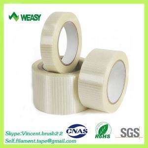 Cheap Fiberglass Reinforced Filament Tape for sale