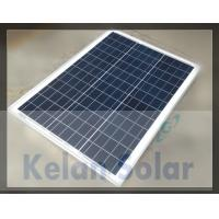 Cheap High Output Solar Panels 50W , Most Efficient Solar Panels For Your Home for sale