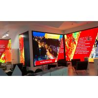 Cheap 16 Bits High Resolution Large Scale Indoor Led Display Screen Screen Hire CE Rosh for sale