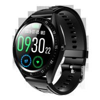 Cheap Breath Training NRF52832 Heart Rate Monitor Smartwatch for sale