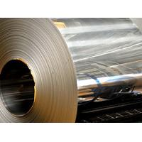 Cheap Grade 304 430 Stainless Steel Coil , PED / ISO Standard Cold Rolled Steel Coil for sale