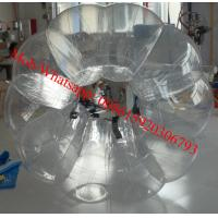 Cheap body zorb body bumper ball  inflatable body bumper ball for adults for sale