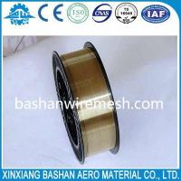 Buy cheap High quality walking wire cutting electrode copper wire by bashan from wholesalers