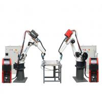 Cheap Arc Mig Aluminum Welding Machine Automatic  Fanuc Industrial Robots Steel Material for sale