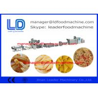 Quality High Efficiency Large Fried Snack Pellet Machine , Food Processing Line wholesale
