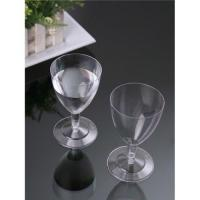 China Disposable plastic 5.5oz glass on sale