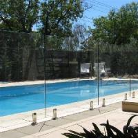 Cheap Toughened Glass Fence for sale