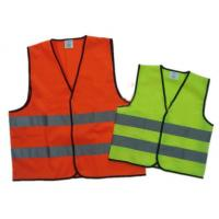 Cheap Safety Apparel Reflective Vest for Traffic , High Visibility Custom Safety Vests for sale