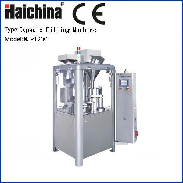 pharmacy capsule machine
