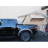 Cheap 50MM Foam Mattress Easy On Roof Top Tent , Durable Pop Up Tent On Top Of Car for sale