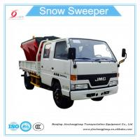 Cheap 2017 China snow removal machine snow plow vehicle plough equipment for truck with salt spreader best selling for sale