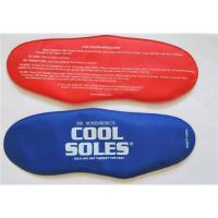 China Hot and cold therapy gel insole on sale