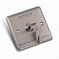 Cheap Emergency Button with Key and NC Contact Output for sale