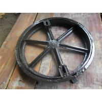 Cheap Ductile Iron Cement Filled Manhole Cover for sale