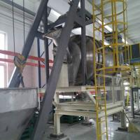 Cheap High Speed Washing Powder Production Line Saving Energy Consumption for sale