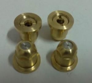 TX brass unijet hollow cone spray tip