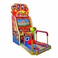 China Happy Scooter Coin Operated Video Game Machines , Kids Arcade Amusement Machines on sale
