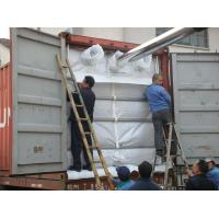 Quality 20ft PP woven dry bulk container liner for PP, PVC, PE ,PET resin wholesale